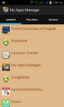 My Apps Manager screenshot 1/6