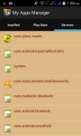 My Apps Manager screenshot 2/6