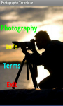 Photographic Tips screenshot 2/4