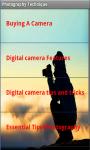Photographic Tips screenshot 3/4