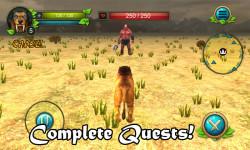 Sabertooth Tiger RPG Simulator screenshot 2/6
