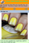 Ideas Lazy Nail Art  screenshot 4/4