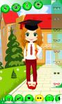 Dress Up Girl For School screenshot 5/6