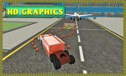 Plane Cargo Transporter Truck screenshot 4/4