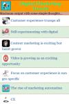 Digital Marketing Trends screenshot 2/3