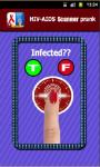 HIV-AIDS scanner prank screenshot 1/4