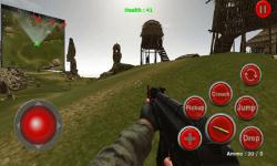 FPS Mountain Commando screenshot 2/4