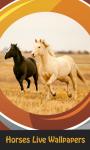Top Horses Live Wallpapers screenshot 1/6