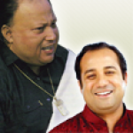 Nusrat and Rahat Fateh Ali Khan screenshot 1/4