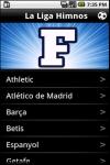 La Liga Himnos screenshot 2/2