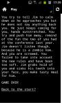 Zombie Survival You Decide screenshot 3/5