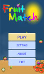 Fruit Match Game screenshot 1/5