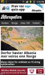 All Newspapers of Norway - Free screenshot 4/5