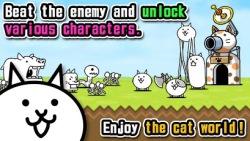 Battle Cats screenshot 2/5