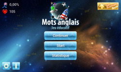 English Words Learning Game for the French screenshot 6/6