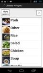 Best Chinese Recipes screenshot 1/3