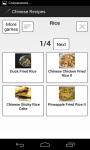 Best Chinese Recipes screenshot 2/3