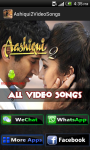Ashiqui 2 Video Songs screenshot 3/3