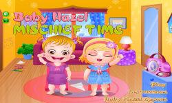 Baby Hazel Mischief Time screenshot 1/5