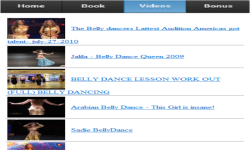 Belly Dancing App screenshot 3/3