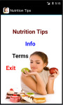 Nutrition Best Tips screenshot 2/4