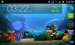Aquarium HD NEW Live Wallpaper screenshot 4/5