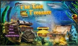 Free Hidden Object Game - The Lost Treasure screenshot 1/4