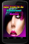 Easy Tricks To Do Professional Makeup screenshot 1/3