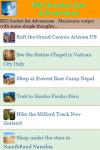 BIG bucket list Adventures screenshot 2/3
