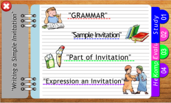 Invitation M-Learning screenshot 3/3