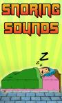 Snoring Sounds Funny screenshot 1/1
