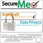SecureMe Anti Theft Security Data Privacy S60 screenshot 1/1