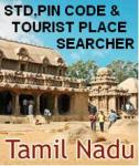 std pin code and tourist place searcher  tn screenshot 1/1