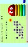 Hangman by Fupa screenshot 2/3