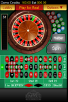 Spin Palace Casino Roulette screenshot 2/5