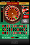 Spin Palace Casino Roulette screenshot 4/5
