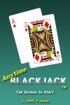 Anytime Blackjack screenshot 1/1