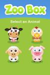 Moo Box - 4 Animals Zoo Box  screenshot 1/2