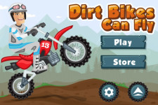 Dirt Bikes Can Fly  screenshot 1/2