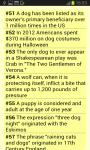 Amazing Dog Facts screenshot 3/4