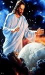 Dear Jesus Love Live Wallpaper screenshot 1/3