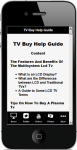 TV Buy Tips screenshot 4/4