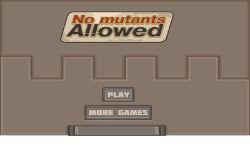 No Mutants screenshot 1/6