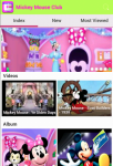 Mickey Mouse Club screenshot 1/4