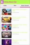 Mickey Mouse Club screenshot 3/4