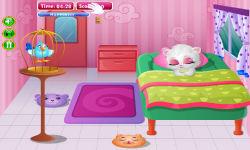 Baby Hazel Naughty Cat screenshot 2/6