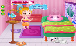 Baby Hazel Naughty Cat screenshot 3/6