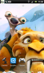 Ice Age Live Wallpaper 2 screenshot 1/3