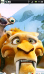 Ice Age Live Wallpaper 2 screenshot 2/3