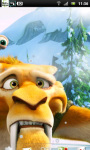 Ice Age Live Wallpaper 2 screenshot 3/3
